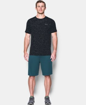 Best Seller Men's UA Threadborne Seamless T-Shirt  4 Colors $39.99