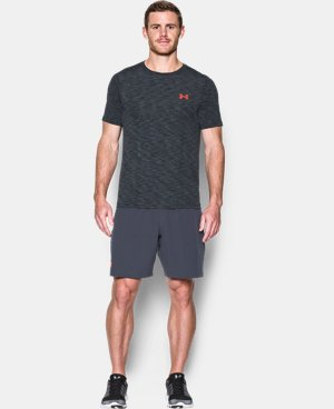 New Arrival Men's UA Threadborne Seamless T-Shirt   7 Colors $39.99