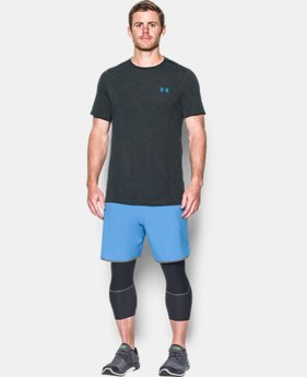 Best Seller Men's UA Threadborne Seamless T-Shirt  2 Colors $39.99