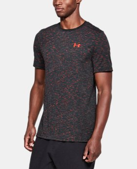 Best Seller Men's UA Seamless T-Shirt LIMITED TIME: FREE U.S. SHIPPING 4  Colors Available $39.99