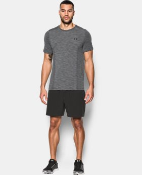 Men's UA Seamless T-Shirt LIMITED TIME: FREE SHIPPING  $44.99