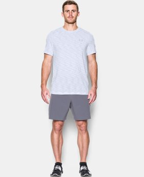 New Arrival Men's UA Threadborne Seamless T-Shirt   1 Color $44.99