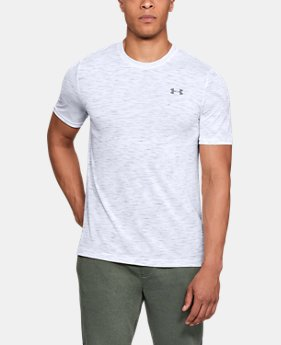 Best Seller Men's UA Seamless T-Shirt  1 Color $39.99