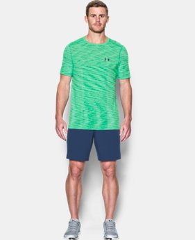 Men's UA Threadborne Seamless T-Shirt   1 Color $44.99