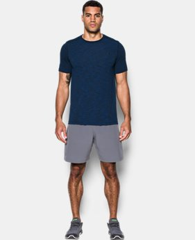 Best Seller Men's UA Threadborne Seamless T-Shirt  1 Color $27.99 to $39.99