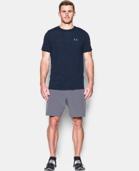 New Arrival Men's UA Threadborne Seamless T-Shirt   2 Colors $39.99