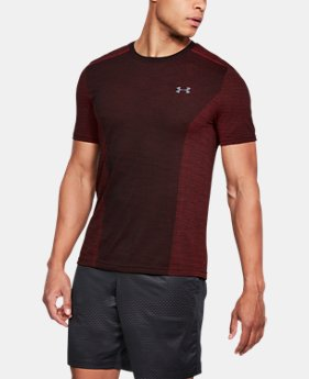 Best Seller Men's UA Seamless T-Shirt  2  Colors $39.99