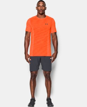 Best Seller Men's UA Threadborne Seamless T-Shirt  2 Colors $27.99 to $29.99