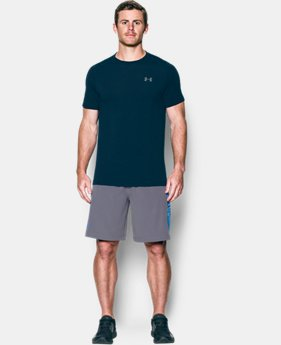 Best Seller Men's UA Threadborne Seamless T-Shirt  12 Colors $39.99