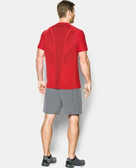 Men's UA SuperVent Short Sleeve  1 Color $26.24