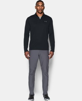 Best Seller  Men's UA Threadborne Siro ¼ Zip LIMITED TIME OFFER  $34.99