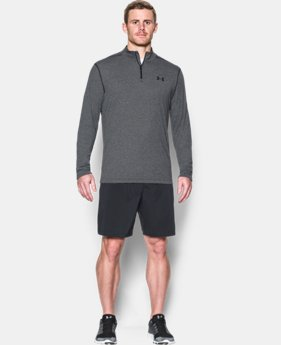 Best Seller  Men's UA Threadborne Siro ¼ Zip  4 Colors $49.99