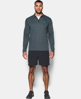 Best Seller  Men's UA Threadborne Siro ¼ Zip LIMITED TIME: FREE U.S. SHIPPING 3 Colors $49.99