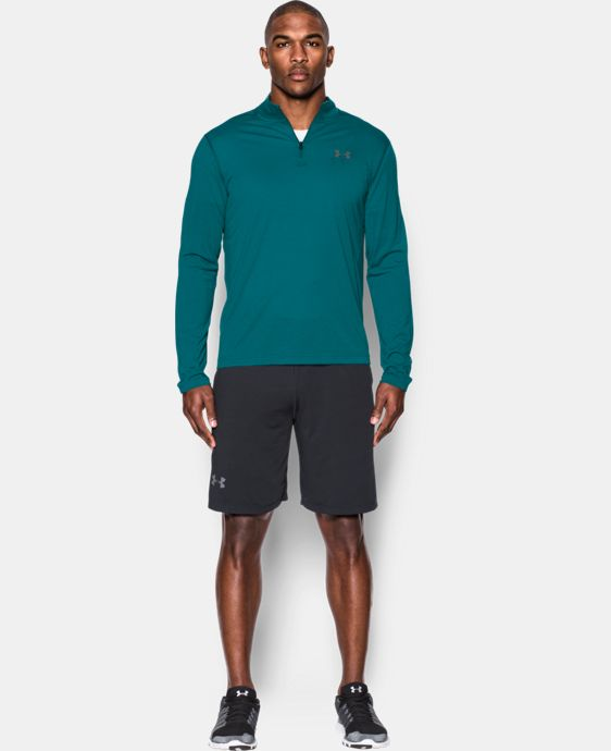 New Arrival Men's UA Threadborne ¼ Zip LIMITED TIME: FREE U.S. SHIPPING 1 Color $44.99