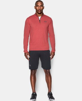 Men's UA Threadborne Siro ¼ Zip LIMITED TIME: FREE U.S. SHIPPING 1 Color $49.99