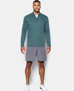 Best Seller Men's UA Threadborne Siro ¼ Zip  1 Color $26.99 to $33.74