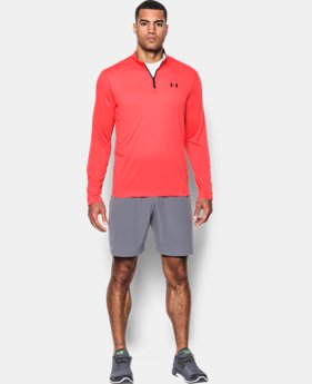 Best Seller  Men's UA Threadborne Siro ¼ Zip LIMITED TIME OFFER 1 Color $34.99