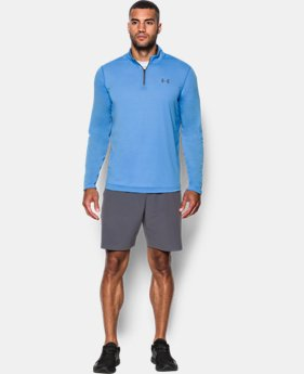 Best Seller Men's UA Threadborne Siro ¼ Zip LIMITED TIME OFFER 2 Colors $31.49