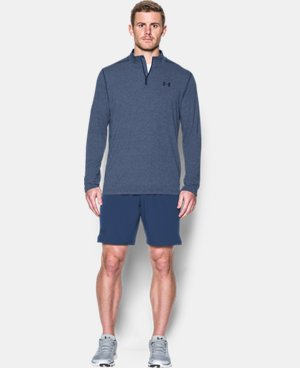 New Arrival Men's UA Threadborne ¼ Zip LIMITED TIME: FREE U.S. SHIPPING 8 Colors $44.99