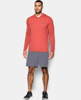 New Arrival Men's UA Threadborne Siro Hoodie  1 Color $44.99