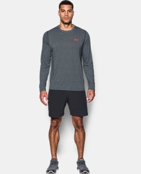 Men's UA Threadborne Siro Long Sleeve T-Shirt  4 Colors $44.99