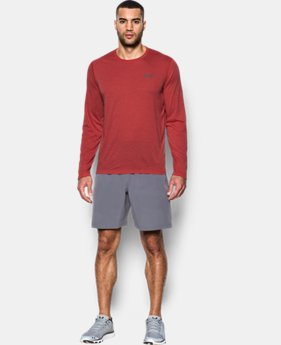 Men's UA Threadborne Siro Long Sleeve T-Shirt  1 Color $33.74