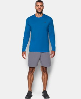 Men's UA Threadborne Siro Long Sleeve T-Shirt LIMITED TIME OFFER 2 Colors $23.09