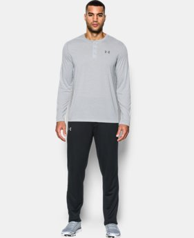 Men's UA Threadborne Siro Henley  2 Colors $21.99 to $27.99