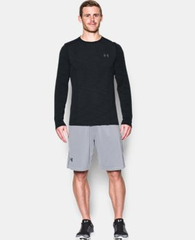 Men's UA Threadborne Seamless Long Sleeve T-Shirt   $49.99