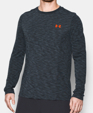 Men's UA Threadborne Seamless Long Sleeve T-Shirt
