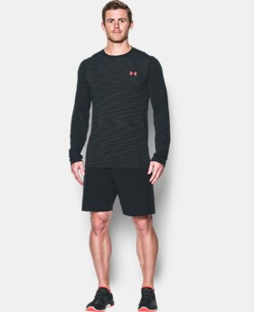 Men's UA Threadborne Seamless Long Sleeve T-Shirt  4 Colors $49.99