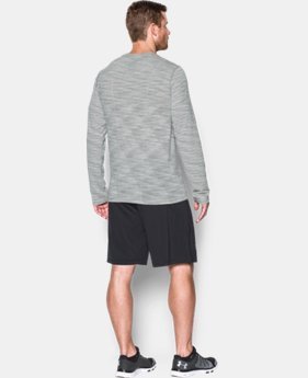 New Arrival  Men's UA Threadborne Seamless Long Sleeve T-Shirt   1 Color $59.99