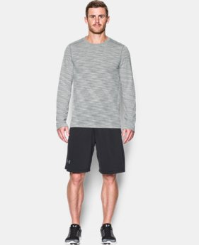 Men's UA Threadborne Seamless Long Sleeve T-Shirt  1 Color $20.99