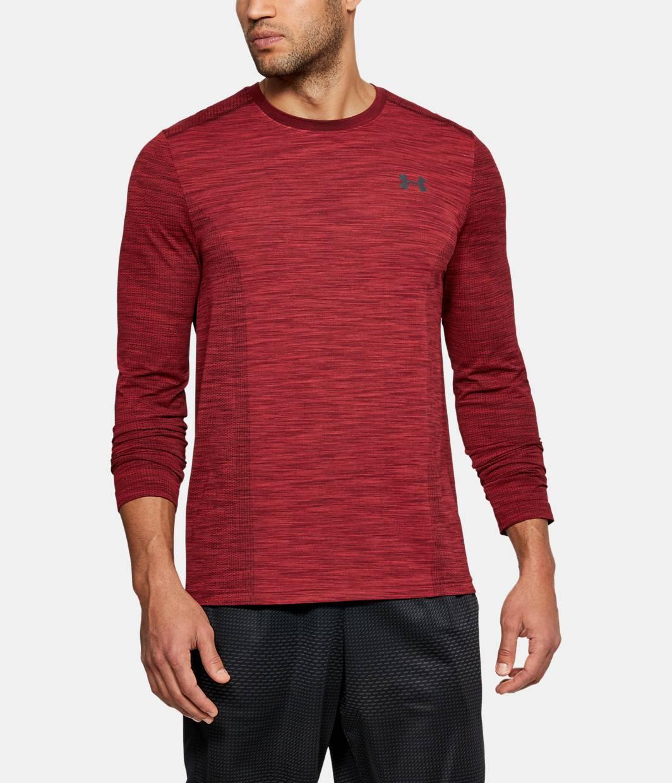 Men 39 S Ua Threadborne Seamless Long Sleeve T Shirt Under