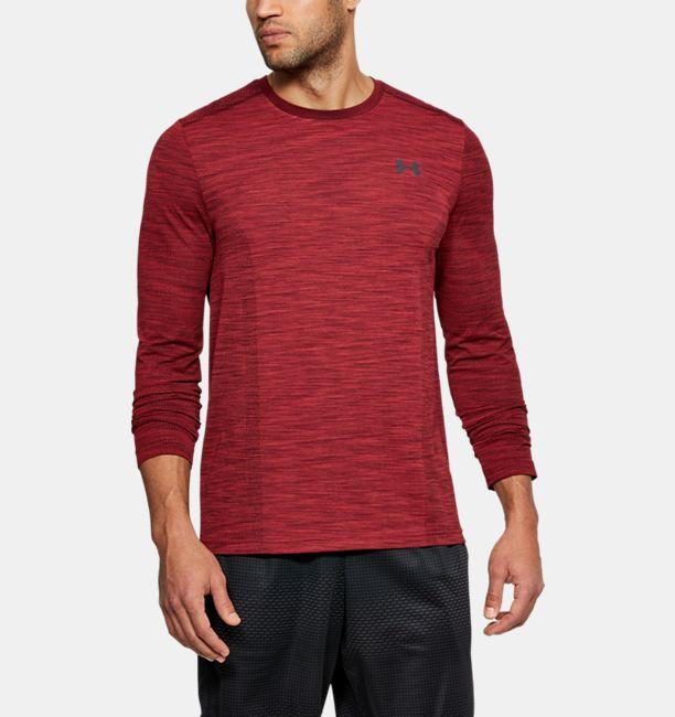 Men's UA Threadborne Seamless Long Sleeve T-Shirt | Under Armour US
