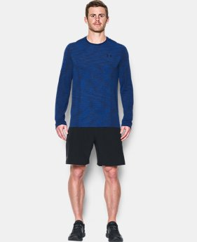 Men's UA Threadborne Seamless Long Sleeve T-Shirt  2 Colors $32.99 to $44.99