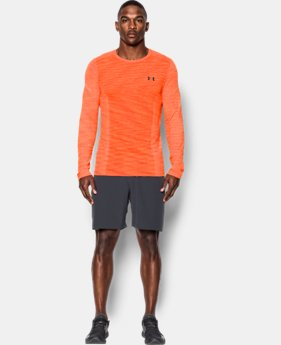 Men's UA Threadborne Seamless Long Sleeve T-Shirt  2 Colors $49.99