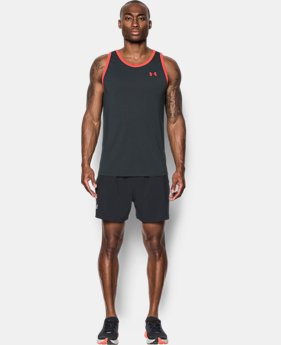 Men's UA Threadborne Siro Tank  1 Color $39.99