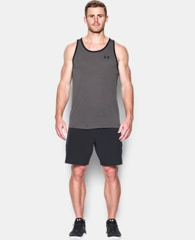 Best Seller Men's UA Threadborne Siro Tank  4 Colors $17.99 to $22.99