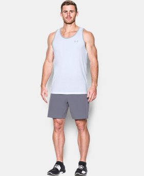 New Arrival Men's UA Threadborne Siro Tank  1 Color $29.99