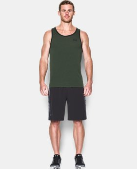 Best Seller Men's UA Threadborne Siro Tank  1 Color $20.99 to $22.99