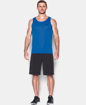 Best Seller Men's UA Threadborne Siro Tank  2 Colors $17.24