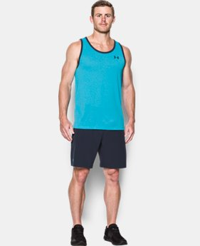 Best Seller Men's UA Threadborne Siro Tank  1 Color $29.99