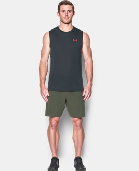 Men's UA Threadborne Siro Muscle Tank  5 Colors $29.99