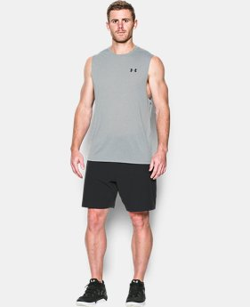 Men's UA Threadborne Siro Muscle Tank  3 Colors $18.99 to $22.99
