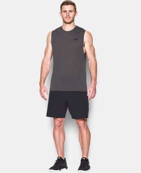 Men's UA Threadborne Siro Muscle Tank LIMITED TIME: FREE U.S. SHIPPING 1  Color Available $29.99