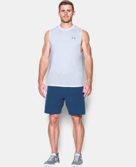 New Arrival Men's UA Threadborne Siro Muscle Tank  1 Color $29.99