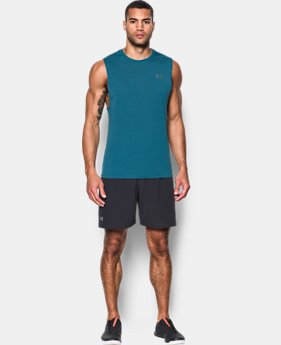 Men's UA Threadborne Siro Muscle Tank  1 Color $18.99 to $22.99