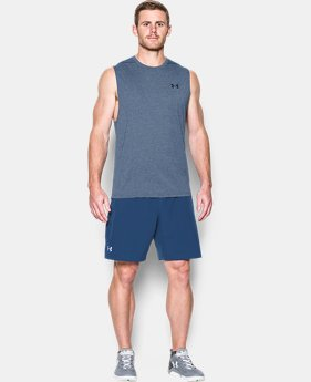Men's UA Threadborne Siro Muscle Tank  1 Color $22.5