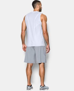Men's UA SuperVent Tank  1  Color Available $37.99